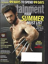 ENTERTAINMENT WEEKLY n°1261-62 31 mai 2013 Wolverine-Hugh jackman/ Woodley/ Munn