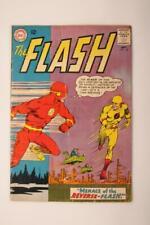 Flash # 139 -  - Origin & 1st app Prof. Zoom! Justice League DC Comics
