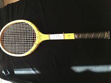 Vintage Billie Jean King Tennis Racket by Bancroft