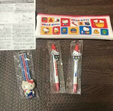 Vintage Sanrio Hello Kitty Pen case, pen and digital watch set from Japan