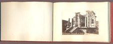Italia POMPEI - ALBUM de 25 épreuves albuminées 6,5x9,5 cm - c.1870