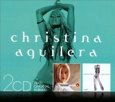 CHRISTINA AGUILERA - CHRISTINA AGUILERA/STRIPPED NEW CD
