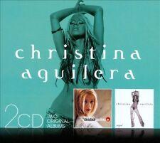CHRISTINA AGUILERA - CHRISTINA AGUILERA/STRIPPED NEW CD