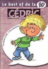 BD prix réduit Cédric Le best of de la Bd : Cédric