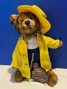 """Brass Button Bears 12"""" MOOKIE 20th Century Collection 1930s BEAR, A/O EX, w/Tag"""