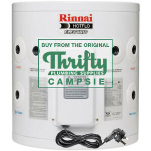 NEW - Rinnai Hotflo 25L Plug-in Electric Hot Water Heater 2.4kW EHF25S24P