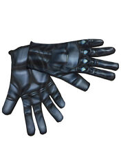 Black Widow Gloves, Womens Avengers Age Of Ultron Costume Accessory, one size