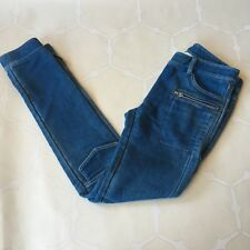 Phillip Lim Denim Jeans Jean Jacket Accents Size 0
