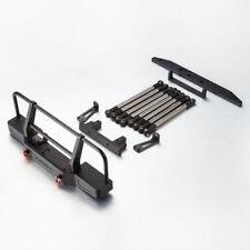 CNC Aluminum SCX10 280mm Wheelbase Link W/ Mount Body Conversion Kit / D90 #1462