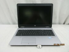 HP Probook 650 G3, 500GB HDD, 16GB RAM. Itel Core i7-7th Gen