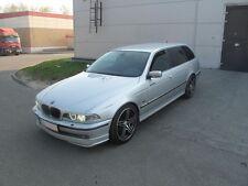 BMW 5er E39 - Frontansatz, Frontspoiler, Frontlippe, addon,  front bumper splitt