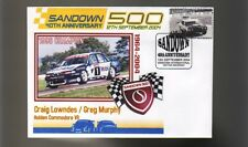 LOWNDES & MURPHY 1996 SANDOWN WIN COVER, VR COMMODORE