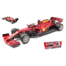 Ferrari F1 Sf1000 N.5 1000th Tuscany GP 2020 Sebastian Vettel 1 18 Burago