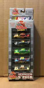 Racing Champions 91155 10 Years Fan Appreciation 5 Pack Issue #2