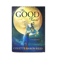 The Good Tarot Card A 78-Card Deck Classical Waite Rider Divination Party Games