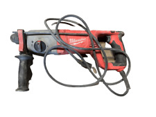 New Listingmilwaukee 8 Amp Corded 1 In Sds D Handle Rotary Hammer 5262 21