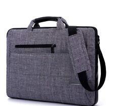 "BRINCH 17.3 ""  Suit Fabric Multi-functional Neoprene Sleeve Carrying laptop bag"