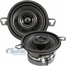 "KICKER 200W 3.5"" KS Series 2-Way Coaxial Car Stereo Speakers 
