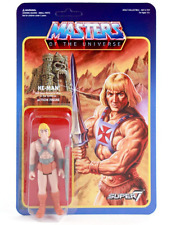 "Motu MASTERS OF THE UNIVERSE HE-MAN 3,75""/Super 7/MOC"