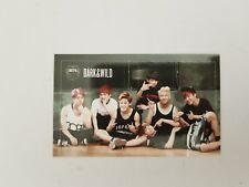 """K-POP BTS Mini Album """"DARK&WILD"""" Official BTS Photocard"""