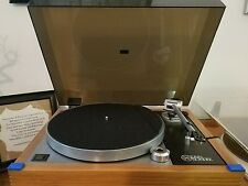 Linn Sondek LP 12 with Linn Ittok LV II tonearm and Valhalla power supply
