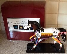"""NEW IN BOX THE TRAIL OF PAINTED PONIES """"PRAIRIE HORIZON"""" BOB COONTS 9,132"""