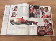 Manfeild BOOK 2010/11 FORMULA 1 UNO ROBERT KUBICA RENAULT Lewis Hamilton