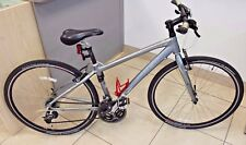 "TREK 7.3 FX HYBRID ROAD BIKE 24 SPD 15"" GREY"