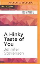 A Hinky Taste of You by Jennifer Stevenson (2016, MP3 CD, Unabridged)