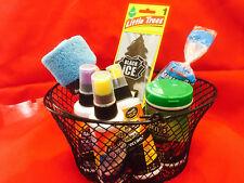 Uber/Lyft Rideshare Christmas Gift Basket/Starter Kit. Great Gift for Dad or Mom