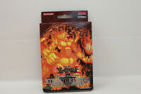 Yu-Gi-Oh! Blaze Of Destruction Structure Deck Sealed deck 1st Edition