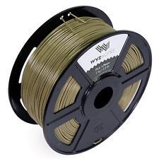 Olive Green - PLA 1.75mm 3D Printer Premium Filament 1kg/2.2lb