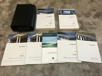 2010 Lexus HS250h Owners Manual With Case And Navigation OEM Free Shipping