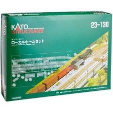 Kato 23-130 N Scale Gauge train Rural Platform Kit Japanese Type