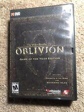 Elder Scrolls IV: Oblivion -- Game of the Year Edition (PC)