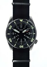 "MWC ""Depthmaster"" with GTLS 3,280ft/1000m Water Resistant Military Divers Watch"