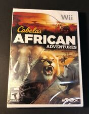 Cabela's African Adventures (Wii) NEW