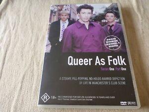 Queer As Folk : Series 1 : Part One (DVD) Region Free Gale Harold, Hal Sparks