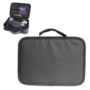 Portable Hair Stylist Carry Bag Hairdressing Tool Clippers Scissors Storage Case