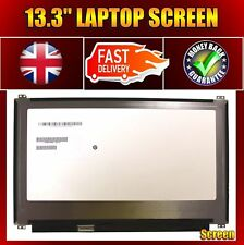 "New AUO B133HTN01.4 EDP Laptop Matte Screen 13.3"" LED BACKLIT FHD Compatible"