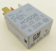 Vauxhall Opel Saab Multi Use Grey Relay GM 90414477 Bosch 0332207319 5-PIN