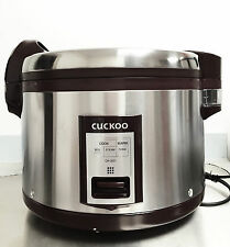 Best Korean Cuckoo 6.3Litre Very Large Capacity Brilliant Commercial Rice Cooker