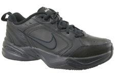Nike Air Monarch IV Herren US 9 schwarz Wanderschuh 4432