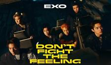 EXO DON'T FIGHT THE FEELING SMTOWN OFFICIAL GOODS HOLOGRAM PHOTO CARD SET SEALED