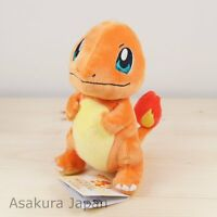 Pokemon ALL STAR COLLECTION Charmander Plush doll SAN-EI From Japan
