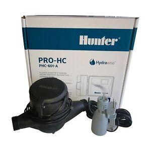 Hunter Hydrawise 6 Zone Pro-HC WiFi Irrigation OutdoorController,Rain&FlowSensor
