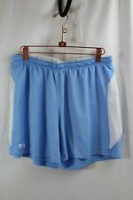 Under Armour Loose Coupe Lache Shorts Men M Blue Athletic Running Gym       2.17