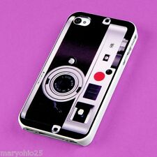 S Vintage Camera Back Skin Hard Cover Case for Apple i-phone 4 4S 4G G S