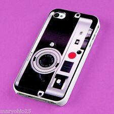 S Vintage Camera Back Skin Hard Cover Case for Apple i-phone 4 4S 4G G