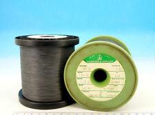 200ft  60m O ISOTAN Constantan 27AWG 0.35mm 5.09 Ω/m  1.5 Ω/ft Resistance WIRE